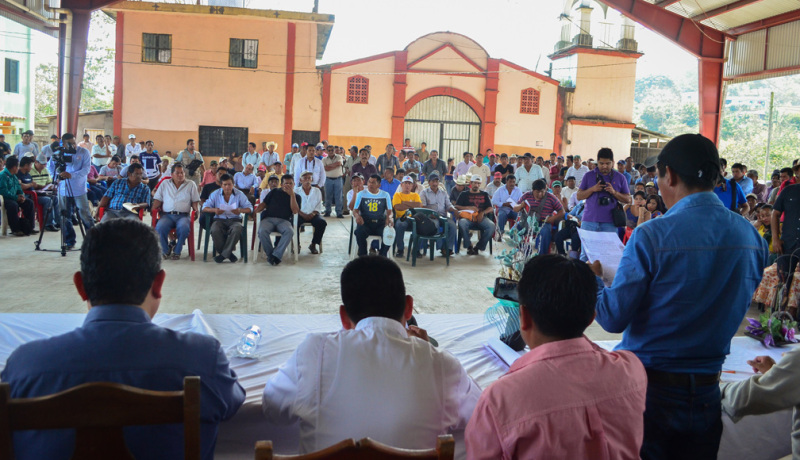 Photo of Santa María Chimalapa elegirá presidente municipal este domingo