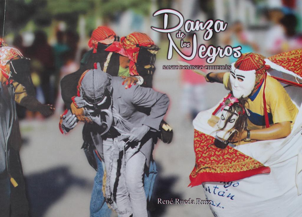 Photo of Chihuitán se aferra a La danza de los negros para preservar su identidad