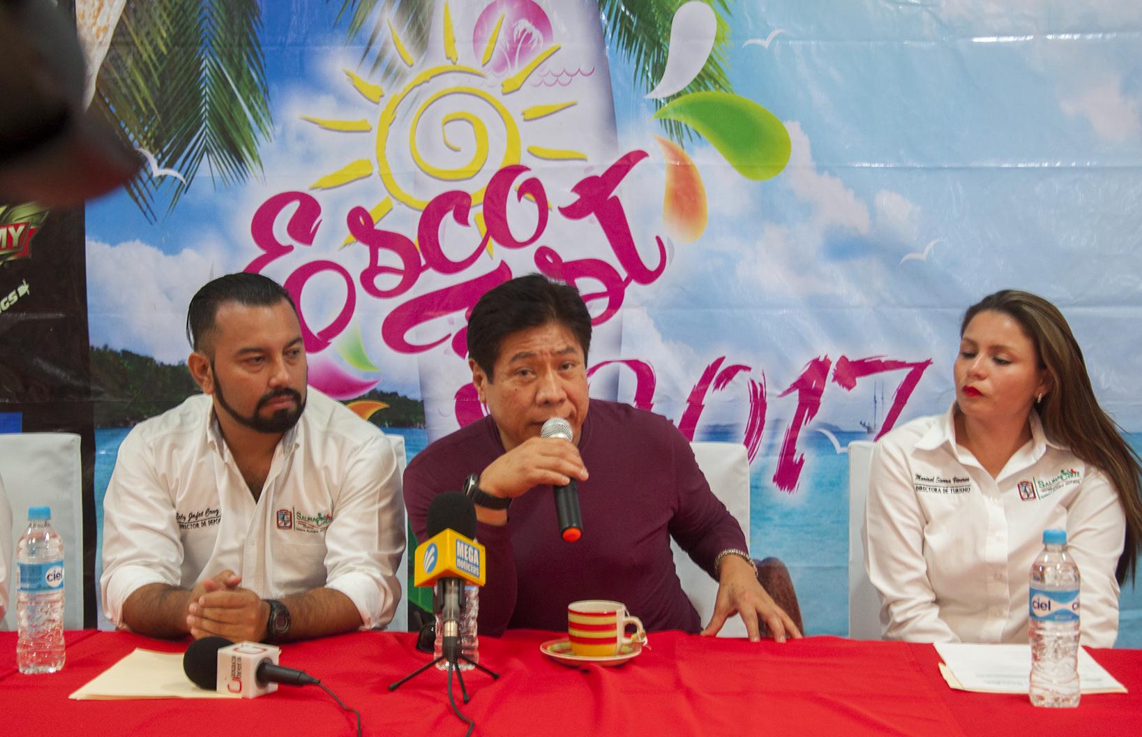 """Photo of PRESENTA GOBIERNO MUNICIPAL """"ESCOFEST 2017"""" EN PLAYAS DE SALINA CRUZ"""