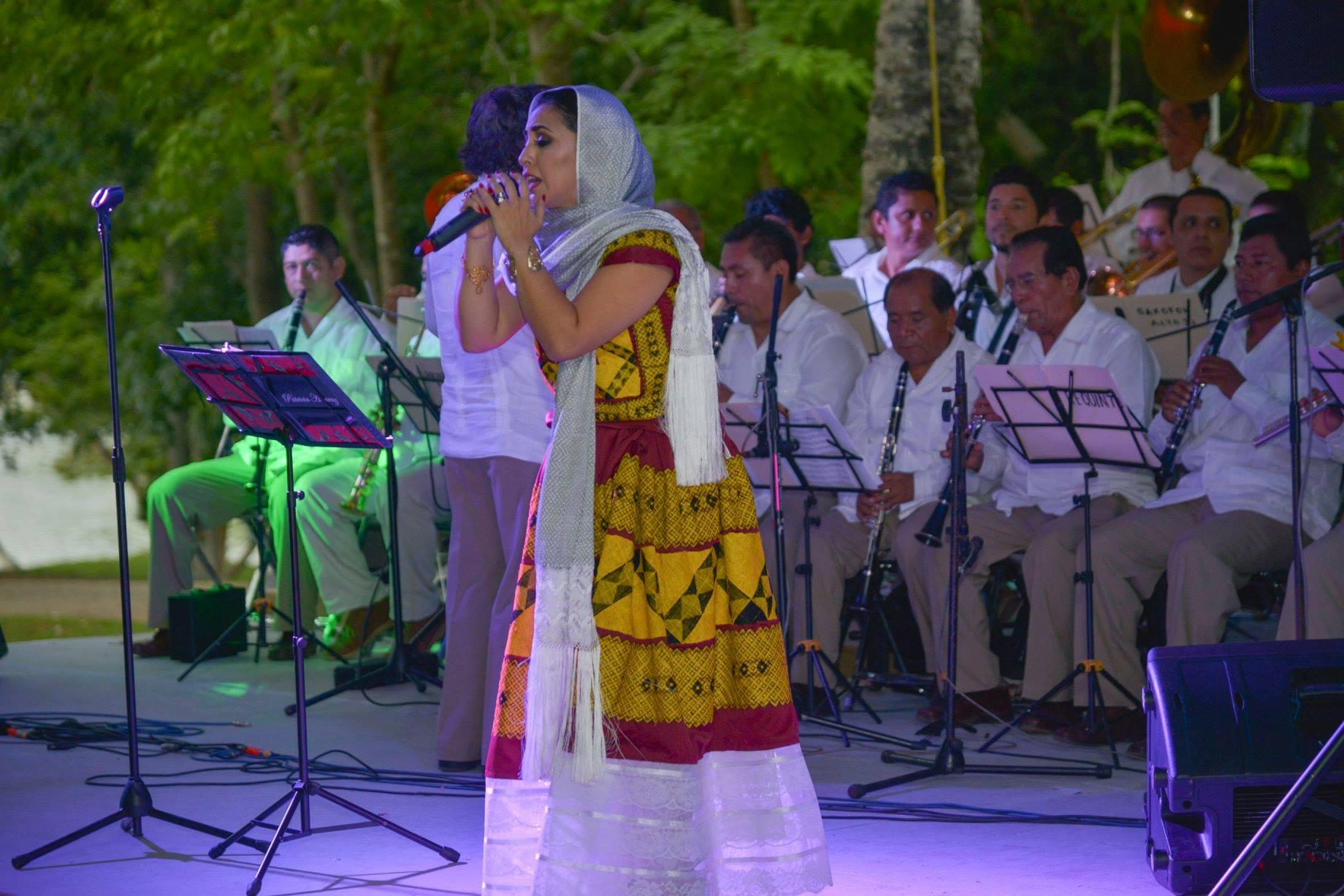 Photo of Presentan cartel de actividades culturales de Saa Cheguiigu'