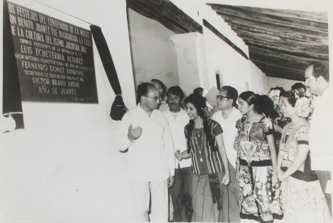 Photo of La Casa de la Cultura el sueño cumplido de Sofía Musalem hace 49 años