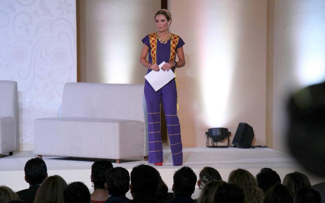 Photo of Presenta Ivette Murat su informe de gobierno