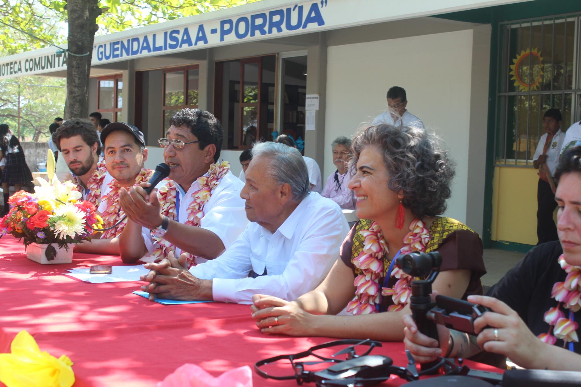 Photo of Nueva biblioteca es solidaridad y esperanza después del terremoto: Ricardo Zárate