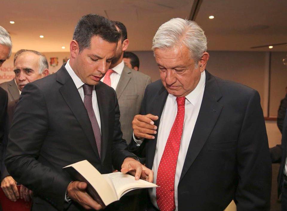 Photo of Colaborar y sumar esfuerzos propone Alejandro Murat a AMLO