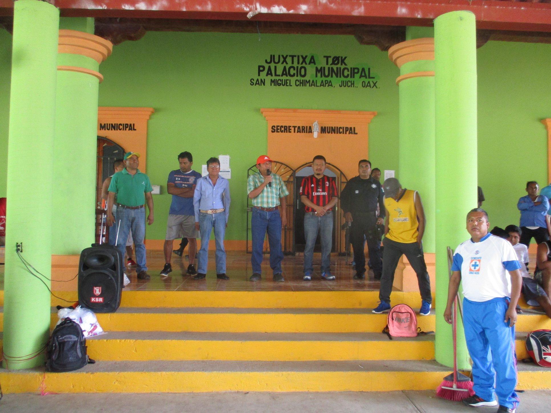 Photo of San Miguel Chimalapa rechaza la entrada de la minera Minaurun Gold