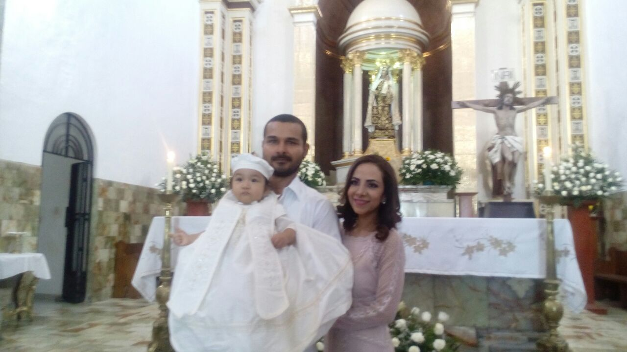 Photo of Ikal recibe el bautizmo