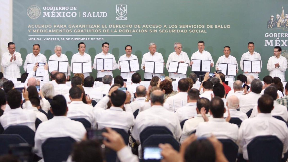 Photo of Oaxaca se suma a la federalización de sus servicios médicos