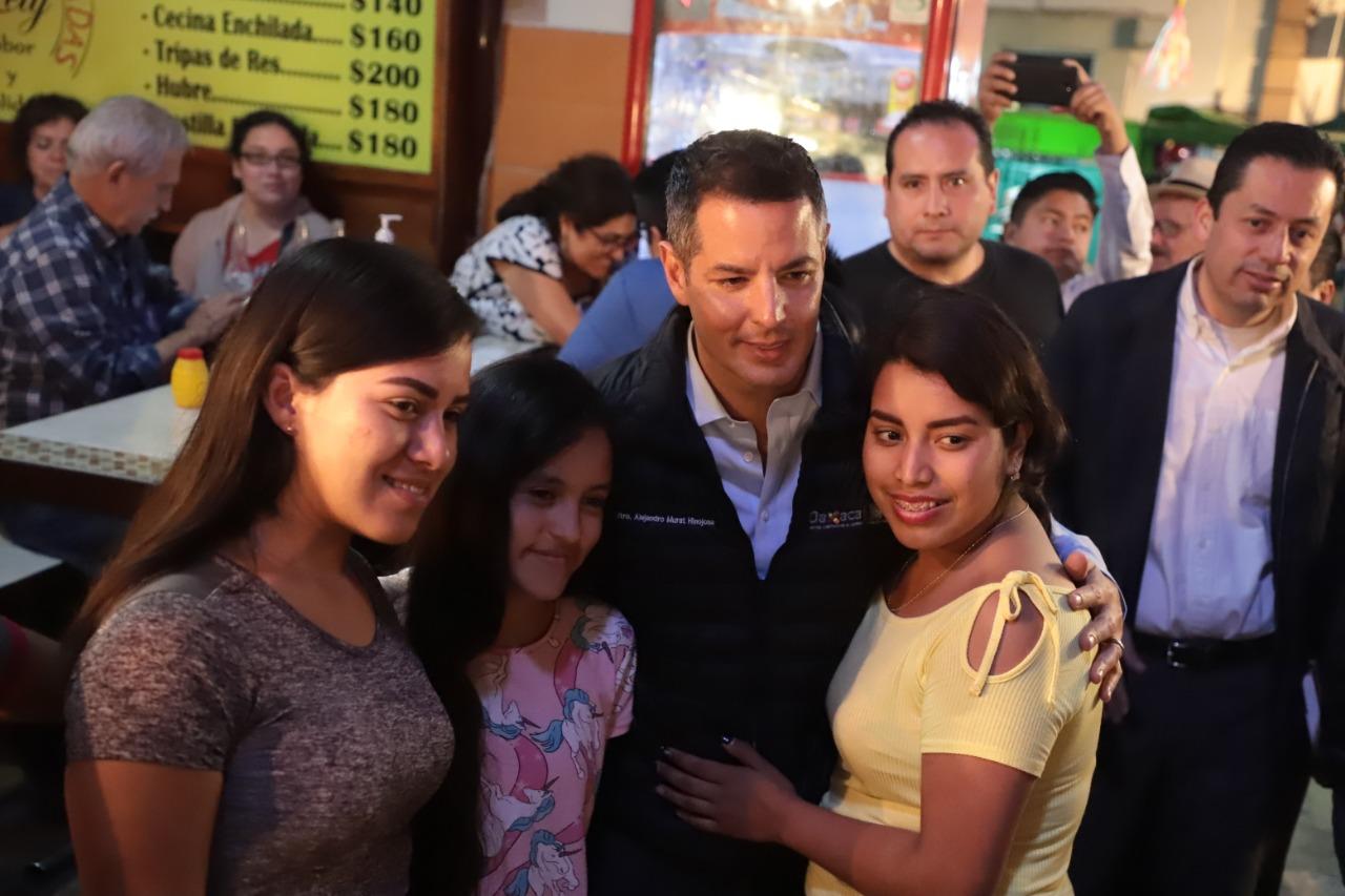 Photo of Reforzará Gobierno de Oaxaca acciones en materia de seguridad en todo el Estado