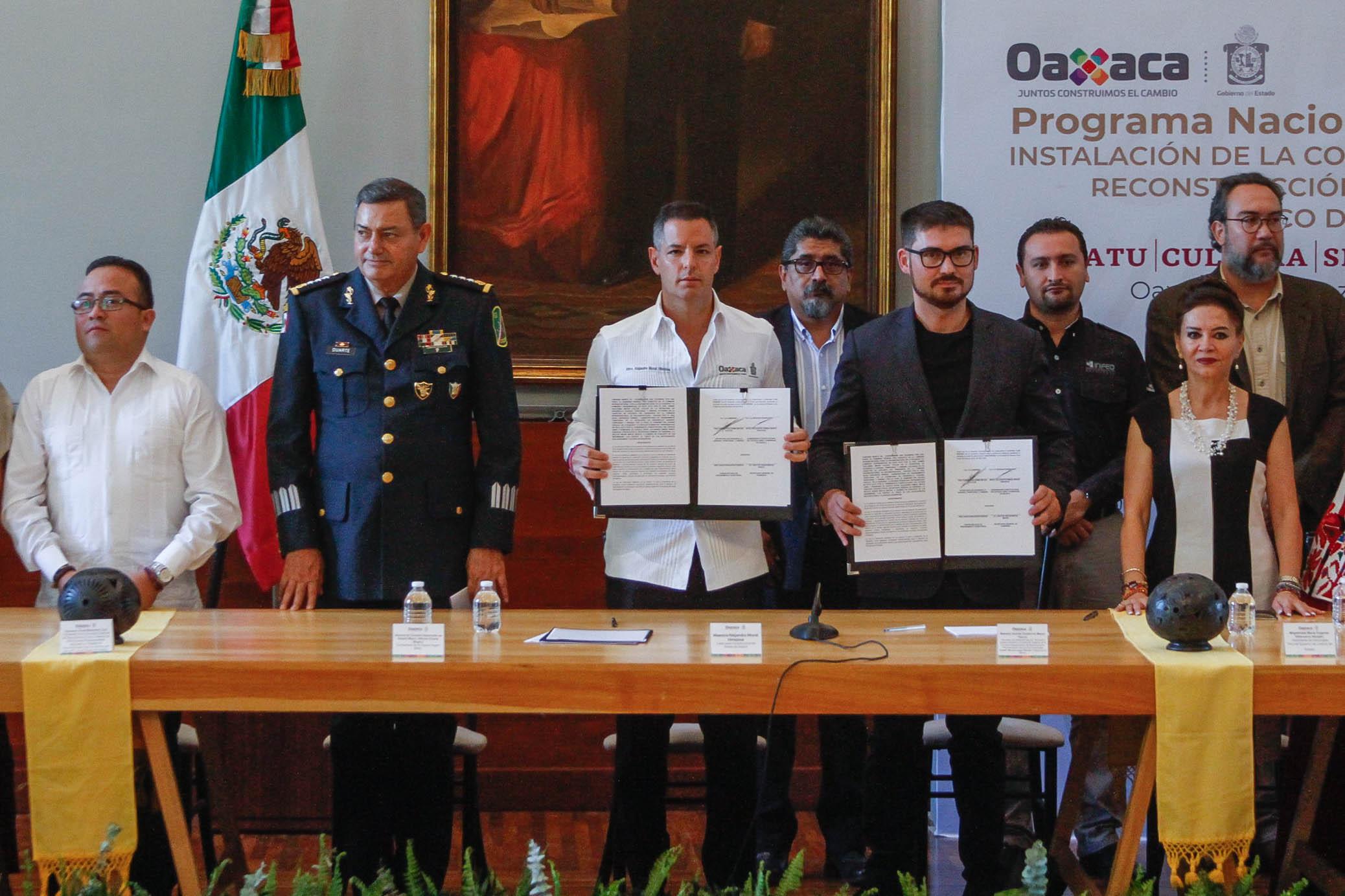 Photo of Gobierno de Oaxaca y Federación inician nueva etapa para la reconstrucción de zonas afectadas por sismos