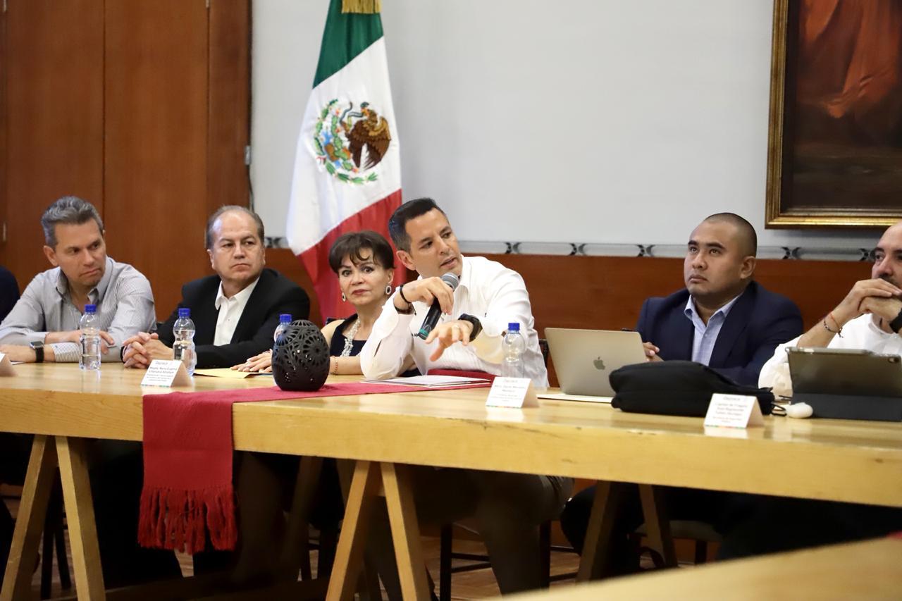 Photo of Llama AMH a redoblar esfuerzos en materia de prevención, persecución e impartición de justicia