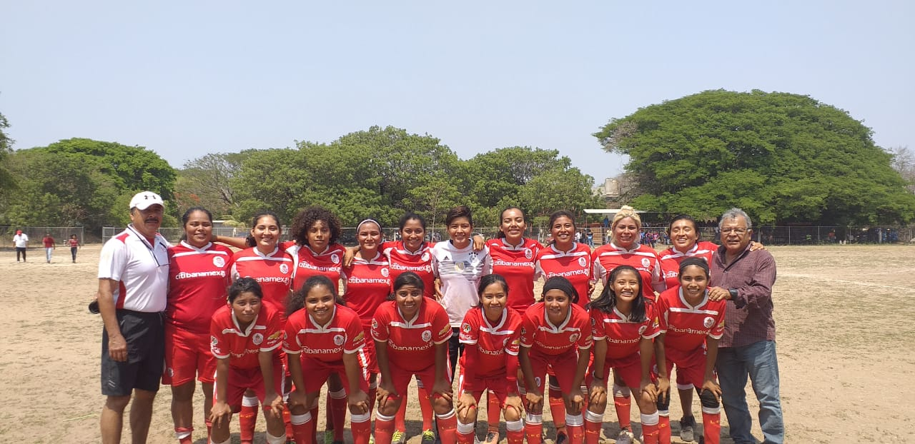 Photo of Toluca-Juchitán CESEEO, campeonas del torneo municipal «Mujeres Istmeñas»