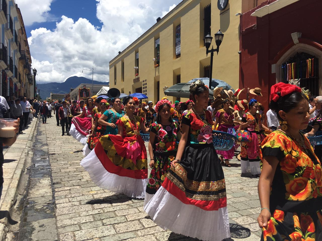 Photo of Vibra Oaxaca en el marco de la Guelaguetza