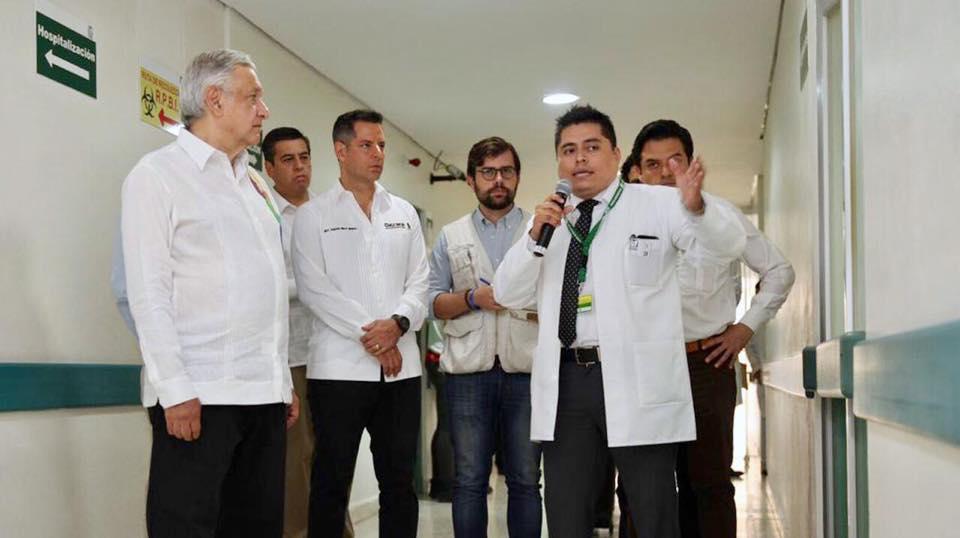 Photo of No desaparecerá el programa IMSS Bienestar: AMLO