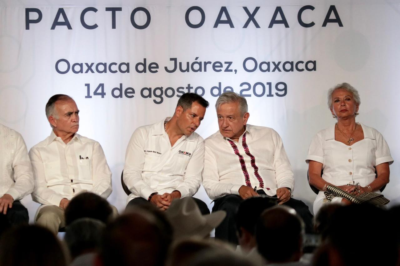 Photo of Pacto Oaxaca reafirma el papel de la entidad como motor del desarrollo del Sur-Sureste de México