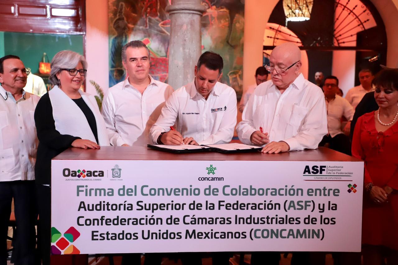 Photo of Oaxaca se suma a acciones de combate a la corrupción y uso transparente de recursos públicos