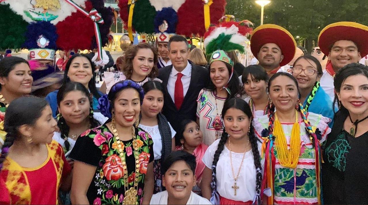 Photo of Oaxaca y su Guelaguetza presentes ante la ONU