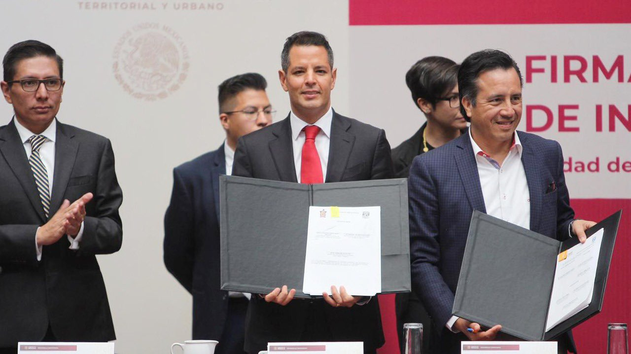Photo of Gobierno de Oaxaca sumará acciones con la Federación para un ordenamiento territorial que propicie el bienestar para las y los oaxaqueños