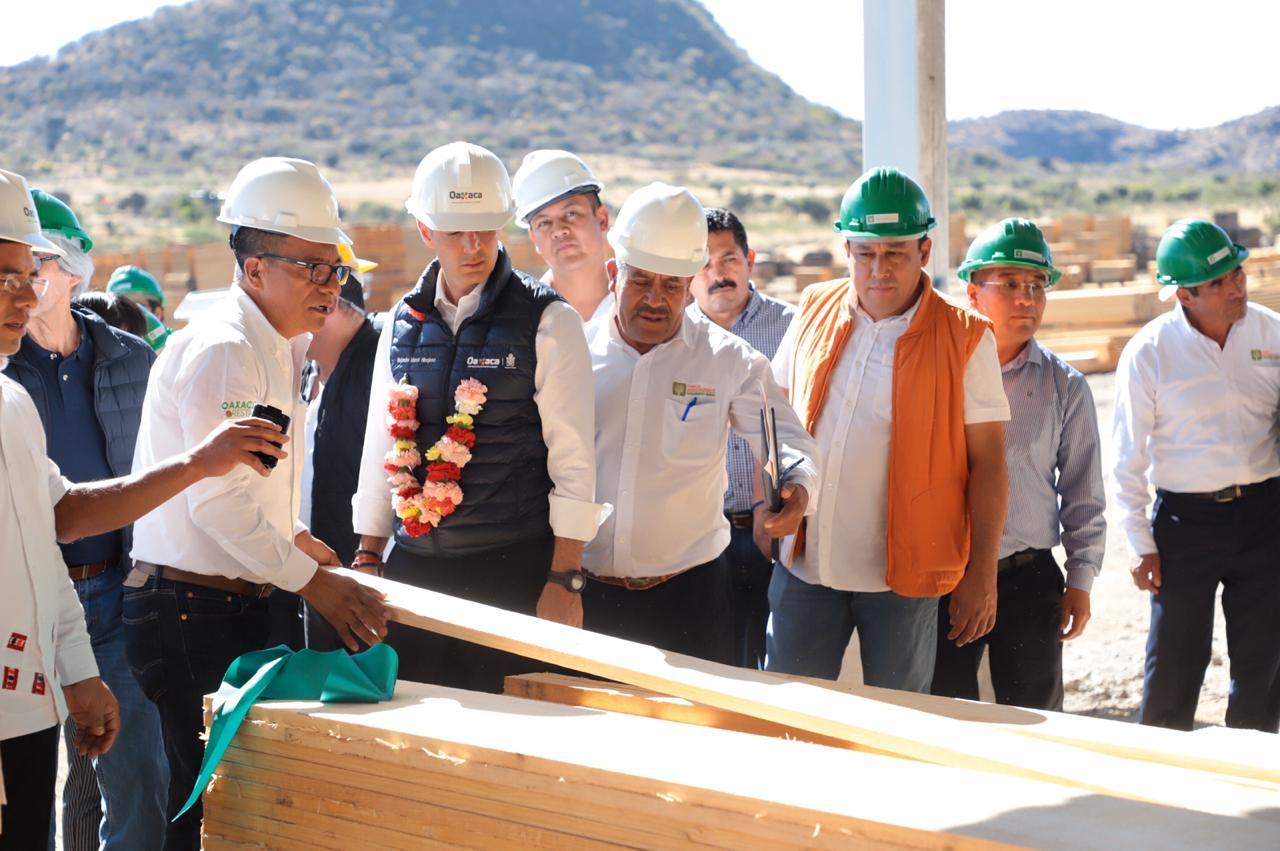 Photo of Trabajo conjunto de los Pueblos Mancomunados, palanca del desarrollo sostenible en Oaxaca: AMH