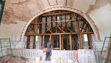 Photo of En un año estará terminada reconstrucción del templo de San Vicente