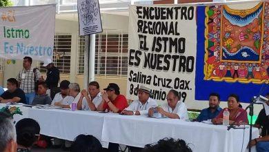 Photo of Reimpulsan organizaciones «El istmo es nuestro» para este 2020