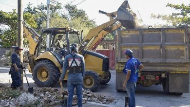 Photo of Intensifica Gobierno de Juchitán jornada de levantamiento de escombros