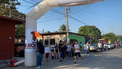 Photo of Organiza Coordinación Municipal de Deportes carrera atlética, en aniversario de colonia Gustavo Pineda