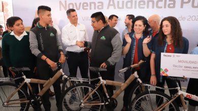 Photo of Atiende y responde Alejandro Murat a la ciudadanía durante la Novena Audiencia Pública