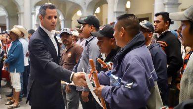 Photo of Recibe Gobierno de Oaxaca Pliego Petitorio de las comunidades triquis