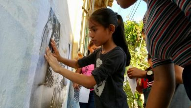Photo of Crean primer mural contra violencia infantil