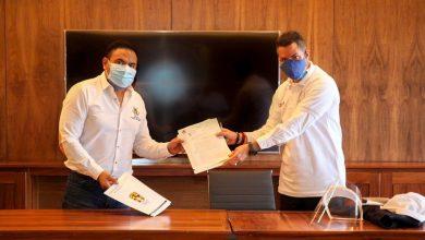 Photo of Gobierno del Estado agradece y refrenda su compromiso con trabajadores de la salud de la Sección 35