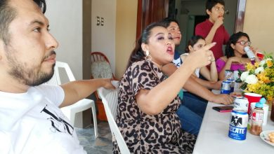 Photo of Le festejan su cumpleaños a Julissa