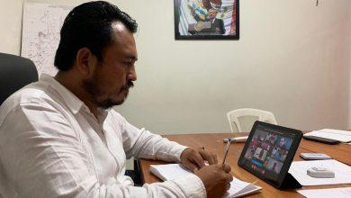 Photo of Participa Emilio Montero en reunión virtual con Sedatu y Director del proyecto Transístimico