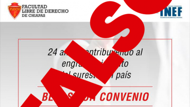 Photo of Desmiente Ayuntamiento de Juchitán supuesta beca publicada por Facultad Libre de Derecho de Chiapas