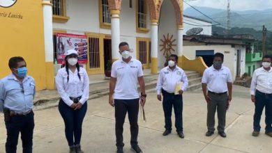 Photo of Oaxaca transita a semáforo naranja a partir de este lunes: AMH