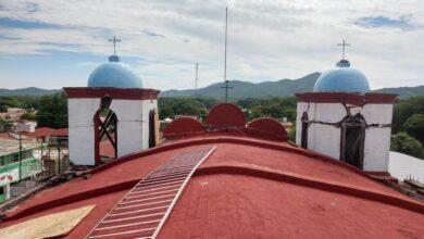 Photo of Rehabilita INAH templo del siglo XVI de Niltepec