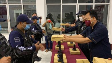Photo of Mejora Emilio Montero equipo de radiocomunicación para policía de Juchitán