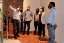 Photo of Coordinación institucional para restaurar el Museo de Arqueología Ervin Frissell