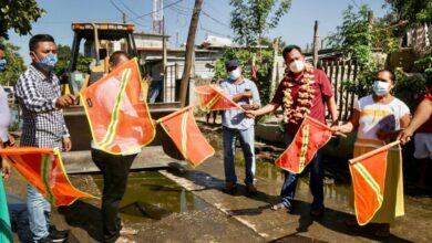 Photo of Ante lentitud de Gobierno estatal, reconstruimos drenaje colapsado en Callejón del Encanto: Emilio Montero