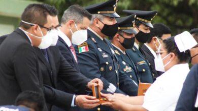 Photo of Reconoce AMH a los héroes mexicanos de bata blanca  por su loable compromiso con la seguridad de Oaxaca