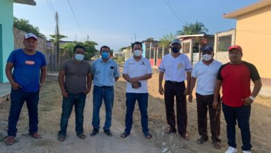 Photo of Acceso al agua potable en Chicapa, con suma de esfuerzos, impulsa Emilio Montero