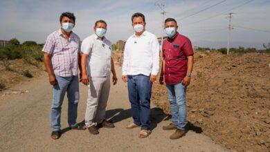 Photo of Estamos respondiendo con hechos a la población de Playa Vicente: Emilio Montero