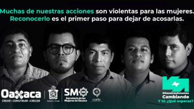 """Photo of Lanzan """"Y tú ¿Qué esperas?"""", campaña para erradicar el acoso hacia las mujeres"""