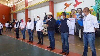 Photo of AMH entrega apoyos y refrenda su respaldo a habitantes de Miahuatlán