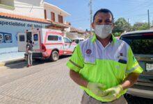Photo of Brinda Protección Civil auxilio a las y los juchitecos en urgencias médicas