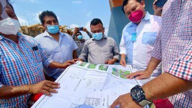 Photo of En La ventosa, trabajamos unidos para atender necesidades más apremiantes de la población: Emilio Montero