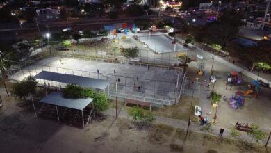 Photo of Moderniza Emilio Montero iluminación en unidades deportivas: coordinador municipal del deporte