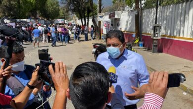 Photo of Por instrucción de AMH, titular de la Segego se reúne con Delegada de Bienestar y autoridades municipales