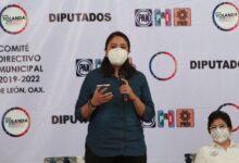 Photo of Respalda panismo de Huajuapan a Edith Yolanda Martínez como su candidata a Diputada Federal
