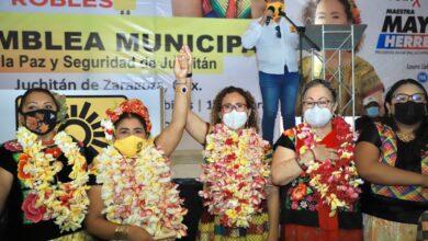 Photo of Respalda Rogelia González la candidatura de Mayra Herrera