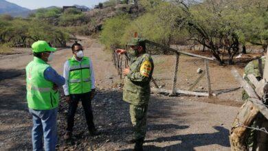 Photo of Personal de la CEPCO recorre zona afectada en San Pedro Totolapan